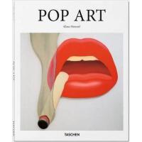 流行艺术 ba-Genre Pop Art-GB 波普艺术 艺术画册 画集 绘画作品 TASCHEN 艺术图书籍