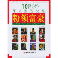 【正版现货】粉领富豪:TOP20华人财智女性 何静著 9787507417111 中国城市出版社