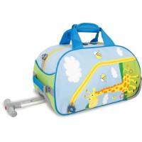 美国进口J world 儿童旅行箱拉杆箱 男女小学生拉杆箱 行李箱