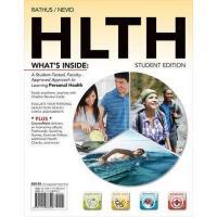 【预订】Hlth (with Health Coursemate with eBook Printed