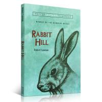 英文原版绘本书 Rabbit Hill 兔子坡 纽伯瑞儿童文学奖金奖作品 8-12岁中小学生阅读英语进阶正版进口童话故