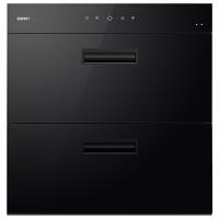 康(Sacon)100L大容积 智能触控 家用嵌入式 二星级消毒柜 ZTD100K-DF7