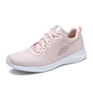Skechers斯凯奇女装新款网布透气 跑步鞋运动休闲鞋 12846