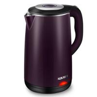 电热水壶烧水壶 304不锈钢家用煮茶壶开水壶