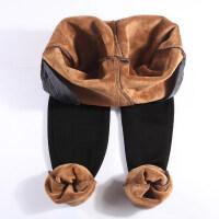 秋季薄款外穿打底裤女黑色长裤显瘦胖mm大码女裤高腰弹力小脚裤子
