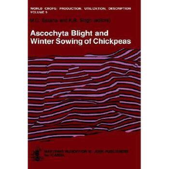 【预订】Ascochyta Blight and Winter Sowing of Chickpeas 美国库房发货,通常付款后3-5周到货!