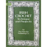 【预订】Irish Crochet: Technique and Projects