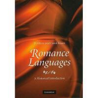 【预订】Romance Languages: A Historical Introduction Y9780521717