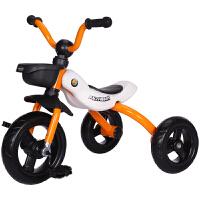 儿童三轮车脚踏车宝宝自行车轻便折叠婴幼儿童滑行车1-3岁玩具车