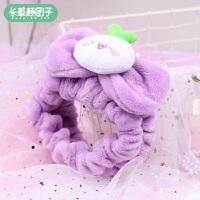 玫瑰物语系列 可爱化妆头巾束发带