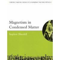 【预订】Magnetism in Condensed Matter