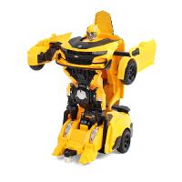 男孩机器人遥控变形擎天柱模型汽车人 玩具