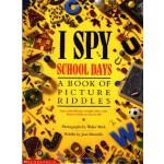 I Spy: School Days 视觉大发现:校园搜索 9780590481359