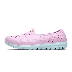 Skechers斯凯奇夏季新款女童鞋 疏水防滑 中大童凉鞋86622L
