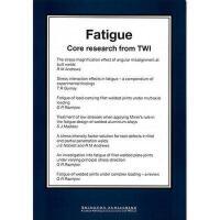 【预订】Fatigue: Core Research from Twi