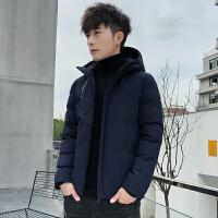 棉衣男冬季2019新款棉衣服韩版男装衣服潮流外套男士棉服羽绒棉服