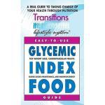 【预订】Transitions Lifestyle System Glycemic Index Food