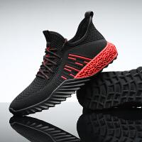 承发 运动休闲鞋子男士网布跑步舒适透气防滑耐磨 78780