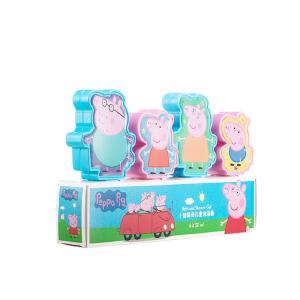 一般贸易 英国Peppa Pig小猪佩奇儿童沐浴露 4X50ml