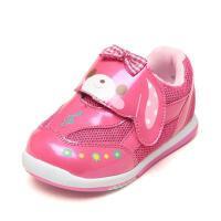 Pinkii/苹绮鞋柜2018新款春季可爱女童运动鞋网面透气休闲鞋