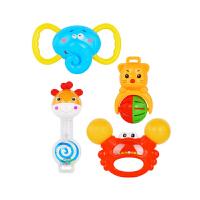 幼儿摇铃套装 宝宝早教0-1岁益智玩具礼物