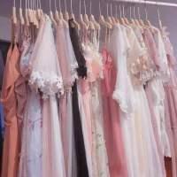 安妮纯超值福袋女装随机5件装春夏韩版学生雪纺连衣裙套装衬衫杂款