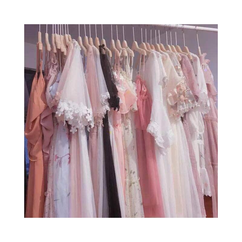 安妮纯超值福袋女装随机5件装春夏韩版学生雪纺连衣裙套装衬衫杂款 超值女装福袋5件装
