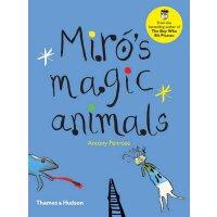 【预订】Miró's Magic Animals 神奇的动物 手绘艺术绘画书籍
