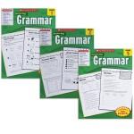 (100减20)【1-5年级语法】英文原版学乐成功系列5册 Scholastic Success With Gramm