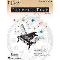 【预订】Piano Adventures Practicetime Assignment Book