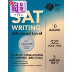 【中商海外直订】2018 SAT Writing: Advanced Level