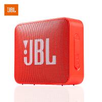 【当当自营】JBL GO2 珊瑚橙 音乐金砖二代 蓝牙音箱 低音炮 户外便携音响 迷你小音箱