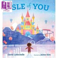 【中商原版】属于你的岛 Isle of You 低幼童书 亲子绘本 想象力 积极乐观 哄睡读物 3~7岁 精装 英文原