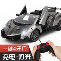 遥控小汽车充电无线高速遥控车四驱赛车模电动迷你儿童男孩玩具车