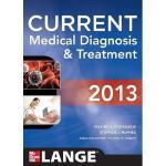 【预订】Current Medical Diagnosis and Treatment 2013