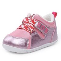 12.5cm~14cm巴布豆童鞋 男宝宝鞋子1-3岁新款女宝宝鞋软底婴幼儿鞋防滑学步鞋
