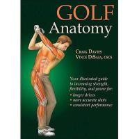 【预订】Golf Anatomy