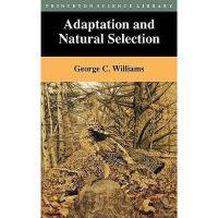 【预订】Adaptation and Natural Selection: A Critique of Some