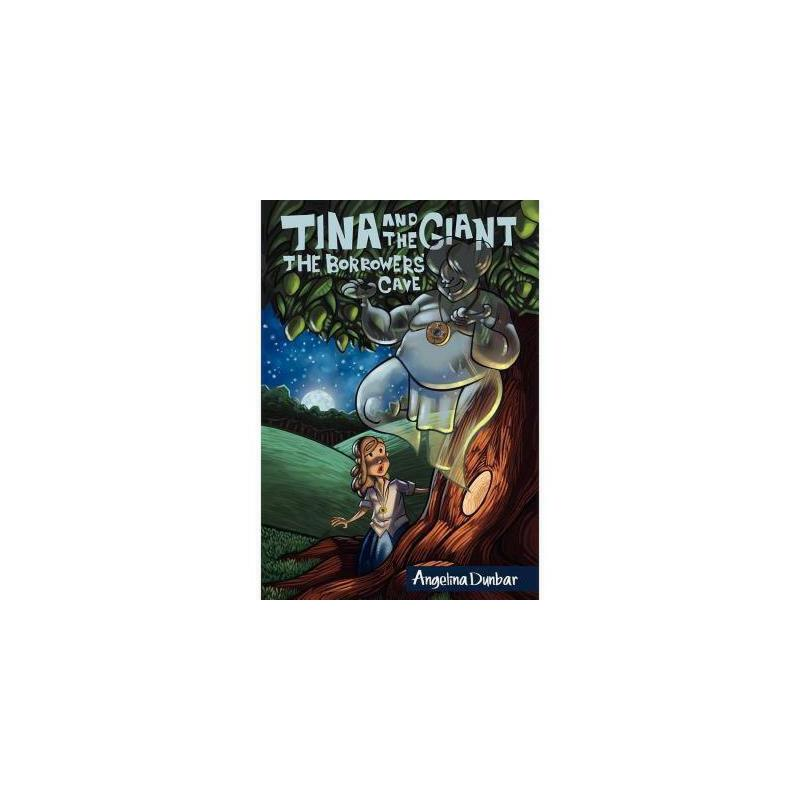 【预订】Tina and the Giant: The Borrowers' Cave 美国库房发货,通常付款后3-5周到货!