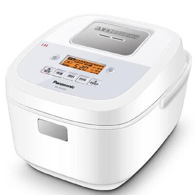 松下电饭锅IH加热日本电饭煲智能家用预约定时 备长炭铜釜 IH变频加热