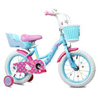 儿童自行车12/14/16寸2-6岁儿童脚踏车带辅助轮