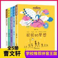 拼音王国名家经典书系全套5册6-7-10岁儿童读物小学生课外阅读带注音版会说话的巧克力糖木里的故事骆驼的梦想一二年级阅