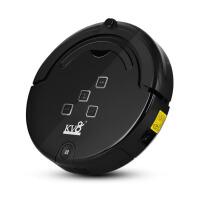 KV8家用智能扫地机器人 全自动充电拖地擦地一体机静音吸尘器210A黑色扫地机器人家用全自动扫地机无线智能超薄清洁吸尘器