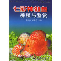七彩神仙鱼养殖与鉴赏姜治忠,史建华9787508222448金盾出版社