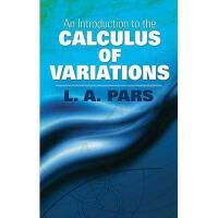 【预订】An Introduction to the Calculus of Variations