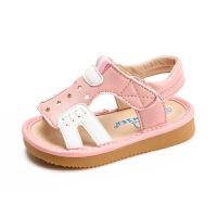 儿童凉鞋夏男女童皮鞋宝宝学步凉鞋小童鞋