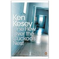 英文原版 One Flew Over the Cuckoo\'s Nest 飞越疯人院