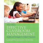 【预订】Effective Classroom Management: Models & Strategies