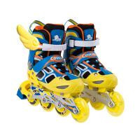 3-10岁初学者男女儿童溜冰鞋全套装轮滑旱冰鞋直排轮