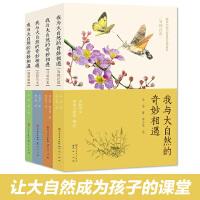 我与大自然的奇妙相遇(共4册,内含《发现昆虫》《追踪鸟类》《寻觅兽类》《观察植物》)